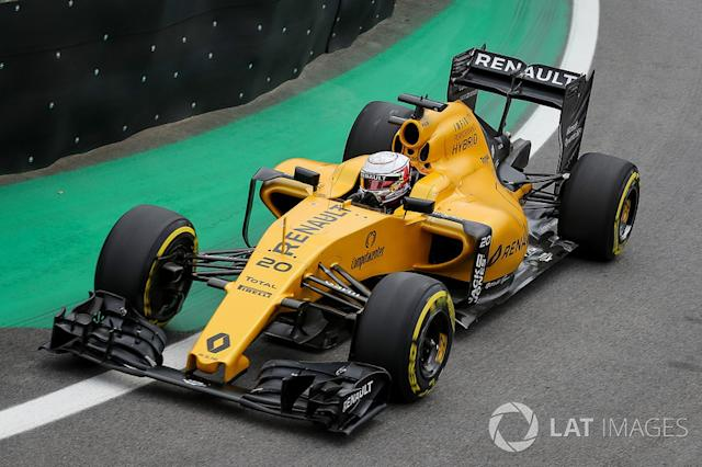 "2016: Renault RS16 <span class=""copyright"">Sutton Motorsport Images</span>"