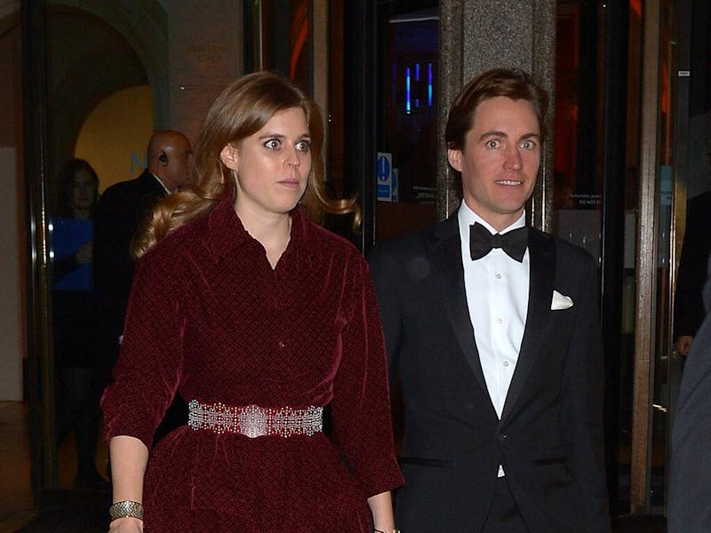 Princess Beatrice gets married in secret ceremony