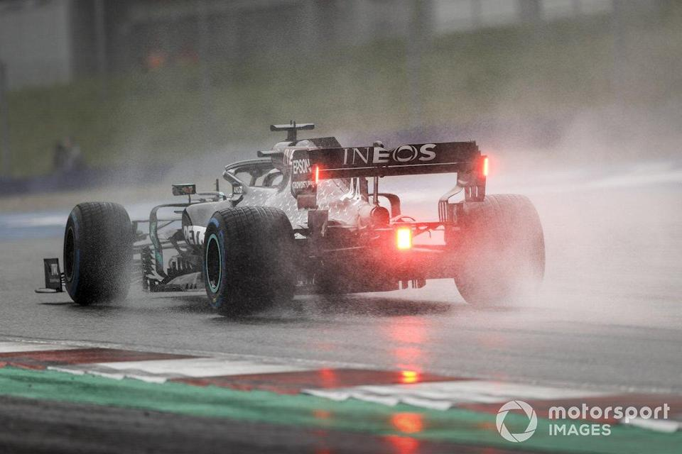 """Styrie - Lewis Hamilton, Mercedes<span class=""""copyright"""">Andy Hone / Motorsport Images</span>"""