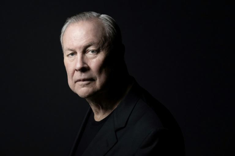 US theatre director Robert Wilson is better known in Europe than he is in his native country (AFP/JOEL SAGET)