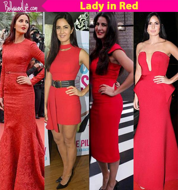 <p>Proving the point that it's perfectly possible to pull off a red ensemble on the red carpet, Katrina Kaif didn't try being subtle while putting forth her point! </p>