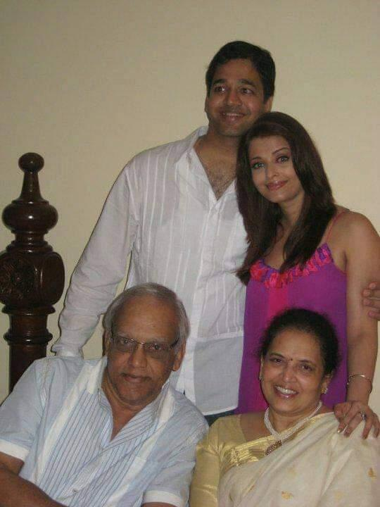 """<p>Aishwarya Rai Bachchan's elder brother, Aditya Rai has a story quite similar to that of Karnesh Sharma. The engineering professional has an established career in the Merchant Navy. However, he couldn't stay immune to Aishwarya's stardom and tried his hand at the movie business also. Aditya was the co-producer of the 2003 Aishwarya Rai starrer, """"Dil Ka Rishta"""" but the lukewarm reception of the movie didn't do much for him in the industry. </p>"""