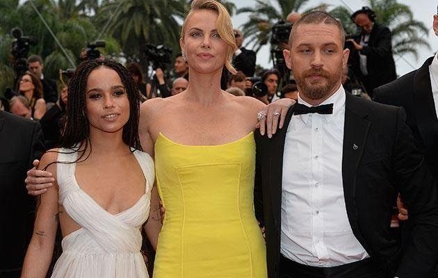 The body language at Cannes in 2015 says it all! Source: Getty