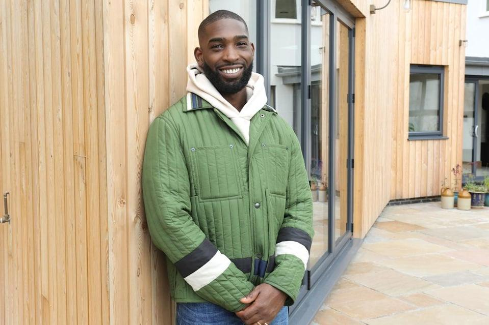 Tinie Tempah in Extraordinary Extensions (PA/Avalon/Channel 4)