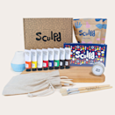 """Can you imagine how fun this DIY pottery kit will be on a stormy night-in? No? Just us? $89, Scupld. <a href=""""https://sculpd.com/products/sculpd-pottery-starter-bundles?variant=39524330995870"""" rel=""""nofollow noopener"""" target=""""_blank"""" data-ylk=""""slk:Get it now!"""" class=""""link rapid-noclick-resp"""">Get it now!</a>"""