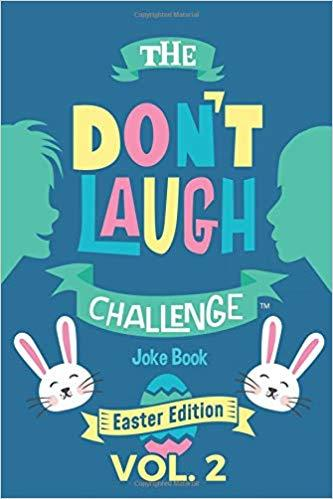 The Don't Laugh Challenge – Easter Edition Volume 2 by Billy Boy (Photo: Amazon)