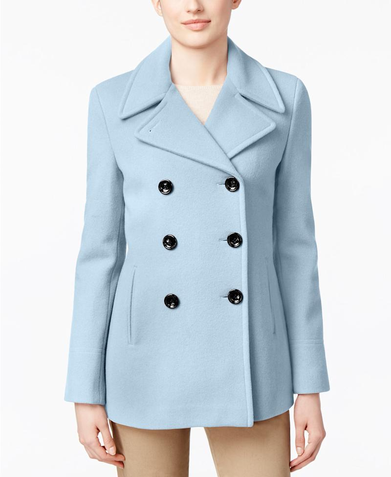 673c4e325 Shop colorful pea coats inspired by the royals