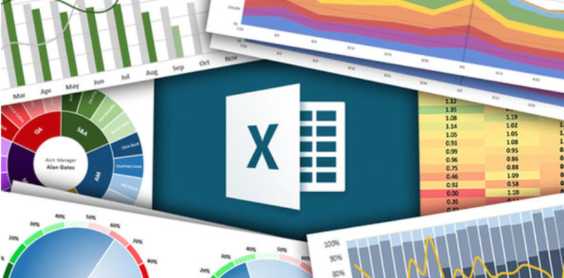 Microsoft Excel is great for spreadsheets, graphs and more. (Photo: Yahoo Lifestyle Shop)