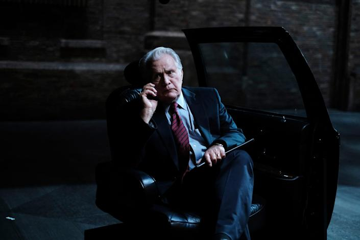 """Martin Sheen in a scene from """"A West Wing Special to Benefit When We All Vote."""""""