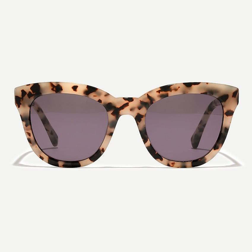 <p>These <span>J.Crew Cabana Oversized Sunglasses</span> ($65) will stand out.</p>