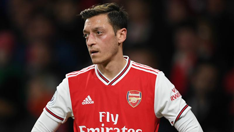 'Ozil has to meet Arsenal halfway' – Campbell wants end to 'stand-off' with World Cup winner