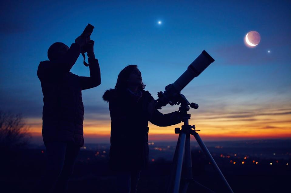 """<span class=""""caption"""">Megaconstellations threaten to affect the quality of stargazing.</span> <span class=""""attribution""""><span class=""""source"""">(Shutterstock)</span></span>"""