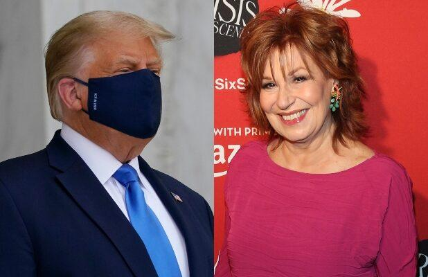 Joy Behar Blasts Trump's Drive-By Photo-Op Outside Hospital: 'Right Out of a Dictator's Playbook' (Video)