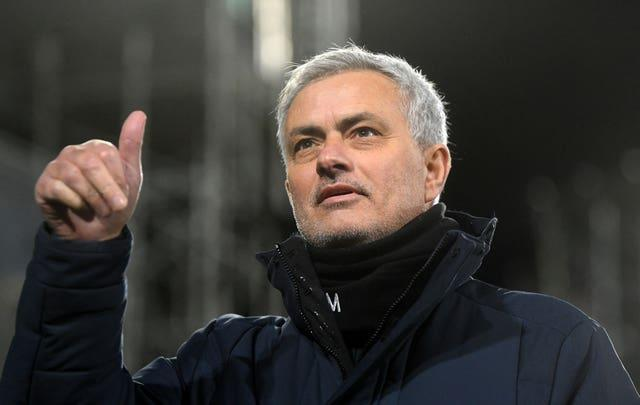 Tottenham manager Jose Mourinho saw his men claim a valuable victory at Craven Cottage