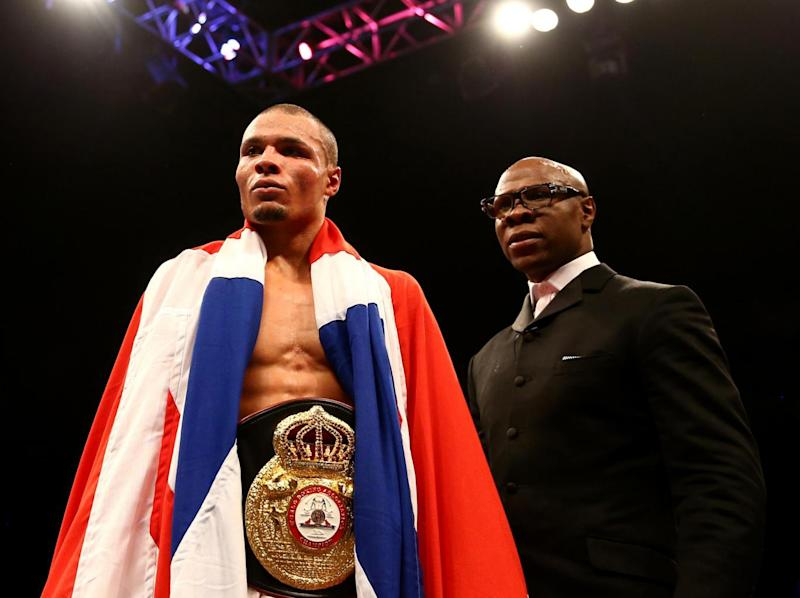 Eubank can now follow in his father's footsteps in Germany (Getty )