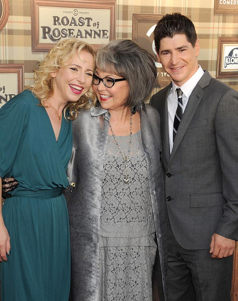 L Fishman Sons Roseanne gets roasted