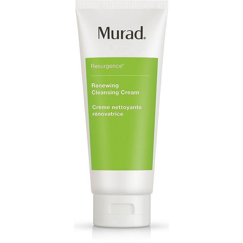 """<p><strong>Murad</strong></p><p>amazon.com</p><p><strong>$40.00</strong></p><p><a href=""""https://www.amazon.com/dp/B000GDF48O?tag=syn-yahoo-20&ascsubtag=%5Bartid%7C10051.g.36816284%5Bsrc%7Cyahoo-us"""" rel=""""nofollow noopener"""" target=""""_blank"""" data-ylk=""""slk:Shop Now"""" class=""""link rapid-noclick-resp"""">Shop Now</a></p><p>Filled to the brim with gentle exfoliants, plumping ingredients, and some extra hydration, this cleanser leaves your skin clean without making it any dryer or saggier. </p>"""