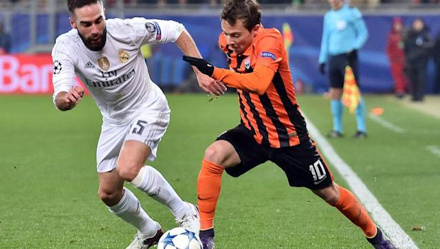 <p>The Brazilian left winger has been an excellent player for Shakhtar Donetsk since his arrival in 2013. He has scored 18 goals in 121 appearances.</p> <br><p>He has helped Shakhtar to two titles in the Ukrainian League, including in 2016-17 where they finished 14 points ahead of Dynamo Kyiv.</p>