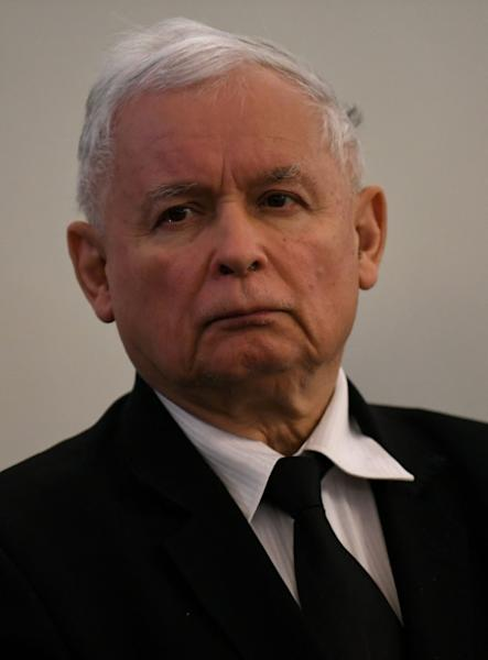 The opposition says PiS leader Jaroslaw Kaczynski will be running the show from behind the scenes