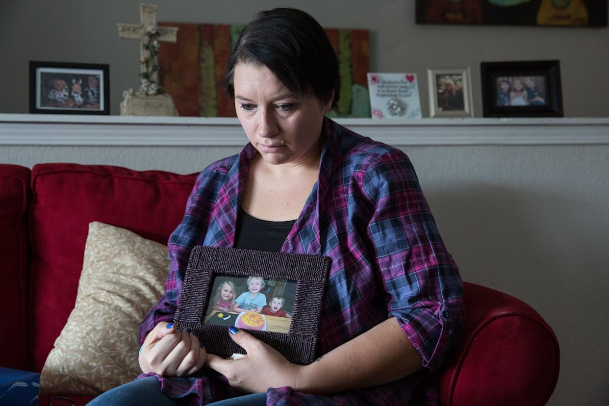Amanda Painter is the sole survivor of a May 16 shooting by her ex-husband, Justin Painter. (Photo: Mei-Chun Jau for HuffPost)