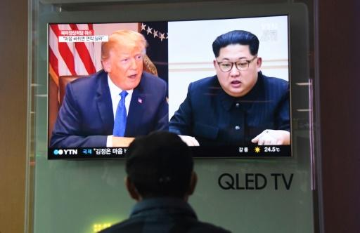 S. Korea seeks to encourage direct communication between Trump, Kim