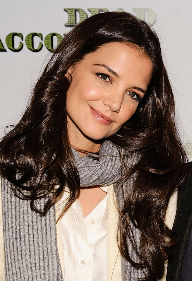 "Katie Holmes has ""sworn off"" dating actors since her divorce, reveals RadarOnline. The site says Holmes' previous relationships with Joshua Jackson, Chris Klein, and Tom Cruise ""didn't work out,""   so she thinks ""she should look away from her own profession."" For what kind of man she's now looking to date, see what a Holmes pal tells <a target=""_blank"" href=""http://www.gossipcop.com/katie-holmes-date-%0A%0Aartist-boyfriend-artists-relationship-actors/"">Gossip Cop</a>."