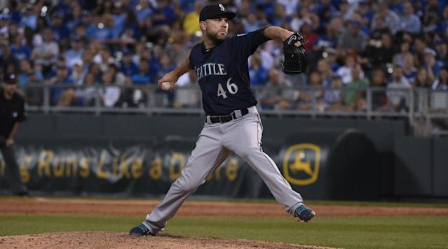 David Phelps was a force to be reckoned with as recently as 2017. (AP)