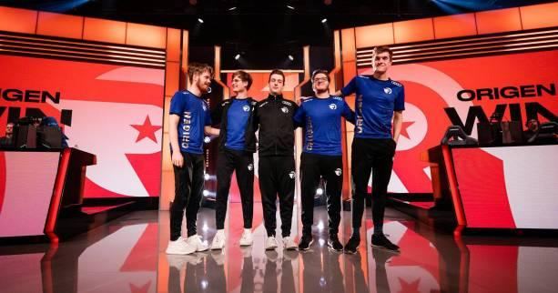 Esport - LoL - Esport - League of Legends : Origen devient Astralis