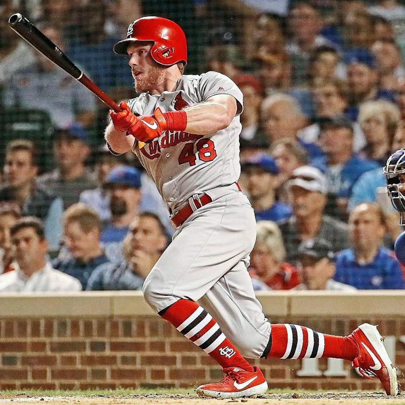 Harrison Bader of St. Louis Cardinals (Jonathan Daniel/Getty Images)