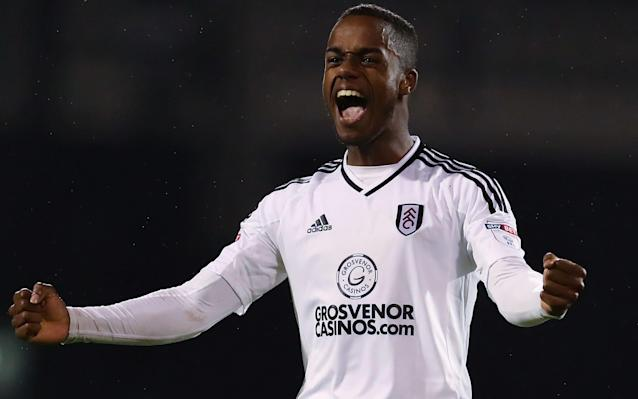 "Alistair Mackintosh, Fulham's chief executive, was speaking at a supporters' meeting this week when he recalled an evening game, earlier in the season, in which Ryan Sessegnon had been selected by doping control to provide a sample after the match had finished. This can be a lengthy process, and by the time the 17-year-old had returned to the changing room, the entire team – including the kit man – had left for the night. So, Mackintosh said, the boy wonder of English football simply stuffed his muddy kit into his bag, fired up the washing machine at home and then returned it, fully ironed, the following day. It may not seem the most revelatory tale, but it does add further weight to a belief held within the club that it is Sessegnon's impeccable attitude, as much as anything, that has allowed him to become one of the nation's most exciting prospects. Ask Tom Cairney, for example, what makes Sessegnon so special, and there is an immediate reply. ""It's his mentality,"" the Fulham captain says. ""It's a one-off."" Tim Ream, the Fulham centre-back, likens Sessegnon to a ""35-year-old veteran"", while Slavisa Jokanovic, his manager, makes a deliberate effort to describe him as a ""man"" rather than a boy. Technically, Sessegnon has only just become a man. He turned 18 last week, four days after starring in the 2-0 victory over Derby County that sent Fulham to the Championship play-off final. Ryan (left) plays alongside his twin brother Steven (right) at Fulham Credit: PA Saturday's meeting with Aston Villa will be his first game as an adult, yet he has played more matches and scored more goals this season than any of his Fulham team-mates. ""He's our top goalscorer,"" as Cairney puts it, ""and he's just done his GCSEs."" Sessegnon has been liberated by a move to the left wing this season, and has played with such freedom that it has at times looked as if he was back in the cage in Roehampton, south-west London, where his footballing story begins. ""We used to play from morning until night,"" he told The Daily Telegraph this year. ""There were times where you couldn't even see the street lights, so you had to picture who was on your team."" Fulham were the local team and Sessegnon, with his twin brother Steven, was signed in 2008, shortly after his eighth birthday. Football is in the Sessegnon blood: of four brothers, three are footballers. The son of the oldest brother, meanwhile, has recently joined Fulham's academy. A distant cousin is Stephane Sessegnon, the former Sunderland and West Bromwich Albion forward. As they began to progress through Fulham's ranks, Ryan and Steven soon joined Coombe Boys' School in New Malden, where an agreement with the club allows academy players some additional time for training. Ryan Sessegnon exclusive interview Ryan, whom Ream describes as ""the quietest kid I have ever met"", was the more introverted twin at school, but was always diligent. ""Ryan was quiet,"" says Gary Rogers, the deputy headteacher, where a picture of Sessegnon hangs at the main reception. ""He always did his homework and he was down to earth. He had his head screwed on."" Naturally, the twins starred for the school team, winning the PlayStation Schools' Cup in 2015, when Ryan scored twice in the final. Less than a year later, before he had turned 16, he was training with Fulham's senior squad. He made his debut in August 2016, at the start of a season in which he still took the bus home from matches, and within a few weeks had become the first player born in the 2000s to score in the Championship. The hope in the Sessegnon household was that Ryan and Steven would break into the first team together, but Steven's development was hampered by a knee injury that eventually required two operations. How Sessegnon compares in the Championship this year Steven, a more flamboyant player than Ryan, is now beginning to tread his own path, though, and was part of the England Under-17 side which won the World Cup last year, a few months after Ryan had won the European Championships with England Under-19s. As can be seen by his social media feed, Steven is endlessly supportive of his twin, and the pair live at home together, with their mother, Brigitte. Ryan has yet to pass his driving test, but the family home is close enough for them to walk to the training ground. Steven made his Fulham debut earlier this season, but is unlikely to feature this weekend in a match that has been dubbed ""the richest game in football"". Brigitte, who prefers to watch games from home, will not be at Wembley either but there will no doubt be a feeling within the family that promotion would be a fitting reward for Ryan, who already appears well prepared for the rigours of top-flight football. How Sessegnon has improved since his debut season Tottenham Hotspur made an offer last year, while Manchester United are interested. Sessegnon was recently named the Championship Player of the Season and is one of only five players to appear in all 48 League games this season, including play-offs. He is strong, he is fast and, with 16 goals in this campaign, he is clinical. Comparisons have been made with Gareth Bale, another who started as a left-back, but Sessegnon is a different type of player. He relies more on his reading of the game than an ability to burst past players and smash the ball into the top corner, and it is noteworthy that so many of his goals are a result of positioning rather than technique. ""I would call him a proper player,"" Cairney says. ""He's effective."" The question is how effective he will be in the top division, which is where he will almost certainly end up, with or without Fulham. He has insisted that he wants to play in the Premier League with his boyhood club, but there is a clear expectation that this most grounded of youngsters will soon soar to the game's highest levels."