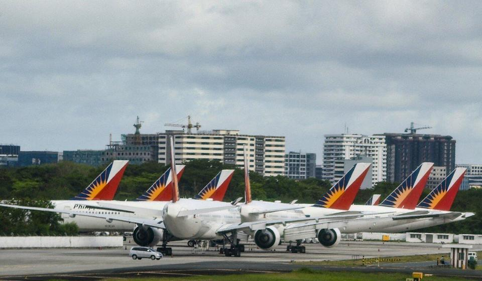 Philippine Airlines is one of the regional carriers being forced to restructure due to the realities of the coronavirus pandemic. Photo: AFP