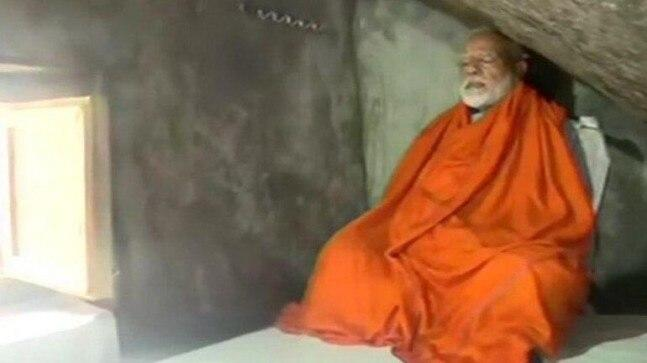 The PM plans to meditate in solitude for 15 hours and emerge on Sunday morning to pray again at the Kedarnath Shrine before flying off to the Badrinath temple.