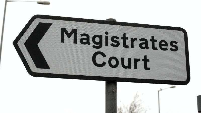 Woman, 39, jailed for coughing at police