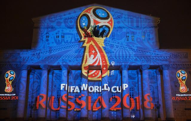 The 2018 World Cup Draw will take place on Friday, Dec. 1 in Moscow. (Getty)