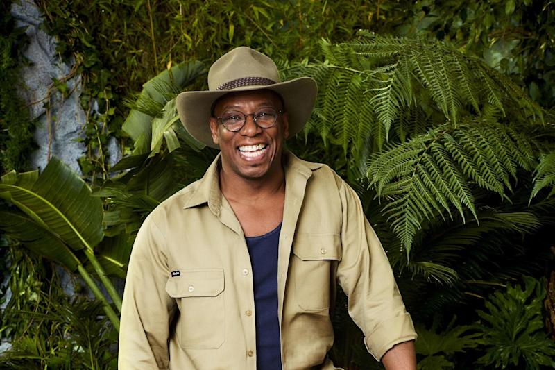 Ian Wright has been revealed as one of the contestants for I'm A Celebrity ... Get Me Out Of Here! 2019: PA