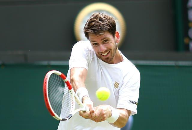 Cameron Norrie was rock solid against Alex Bolt