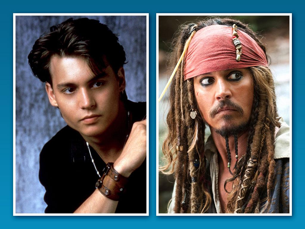"<p><b>Johnny Depp</b><br><br>  <b>Then:</b> The now megastar was just getting started after ""<a href=""http://movies.yahoo.com/movie/a-nightmare-on-elm-street/"">A Nightmare on Elm Street</a>"" and ""<a href=""http://movies.yahoo.com/movie/platoon/"">Platoon</a>"" when he signed on to play Officer Tom Hanson. He even had good hair back then.<br><br>  <b>Now:</b> You might be familiar with him from little indie films such as ""<a href=""http://movies.yahoo.com/movie/pirates-of-the-caribbean-the-curse-of-the-black-pearl/"">Pirates of the Caribbean</a>,"" ""<a href=""http://movies.yahoo.com/movie/edward-scissorhands/"">Edward Scissorhands</a>,"" ""<a href=""http://movies.yahoo.com/movie/charlie-and-the-chocolate-factory/"">Charlie and the Chocolate Factory</a>,"" or any number of blockbuster movies. He's Johnny Depp. He's not only the most famous alum that this show has, he's also arguably the most famous star to ever come from '80s television, though George Clooney may disagree.</p>"
