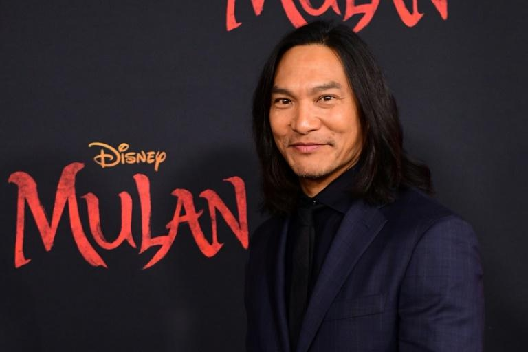 """Jason Scott Lee plays the villain in """"Mulan,"""" which will launch in theaters in China"""