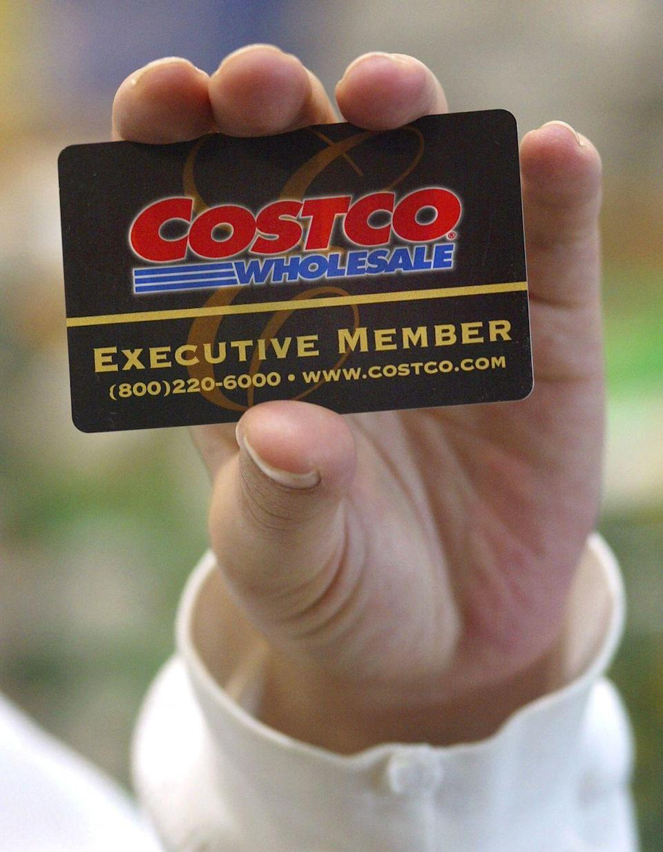 <p>You don't need a member card for everything. Depending on what state you live in, Costco is required to allow you to use the pharmacy and optician without a membership.</p>
