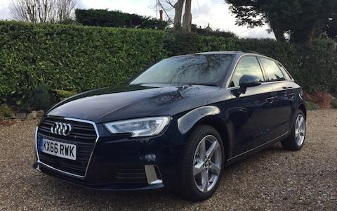 Audi A3 long-term test