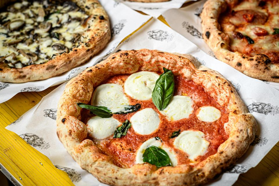 <p>Keeping it traditional: the menu will be made up of pizzas cooked to traditional Neopolitan recipes</p> (Nic Crilly-Hargrave)