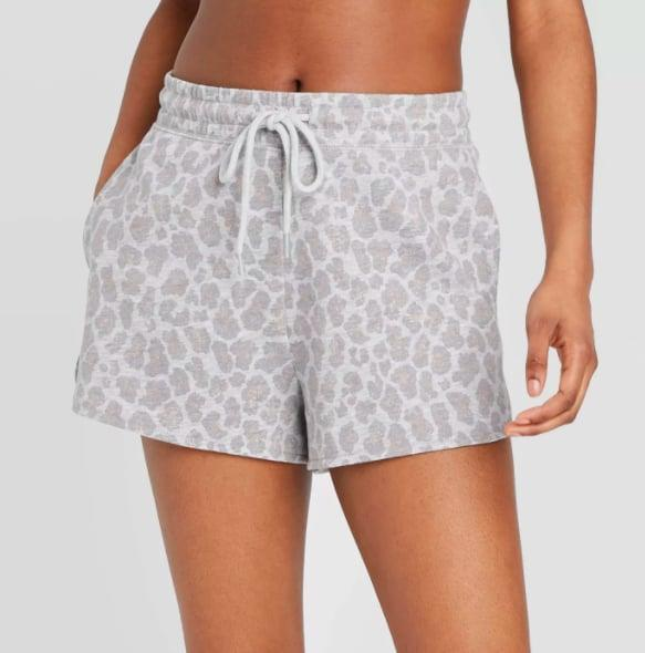 "<p><a href=""https://www.popsugar.com/buy/Target-Women-Leopard-Print-Lounge-Shorts-580254?p_name=Target%27s%20Women%27s%20Leopard%20Print%20Lounge%20Shorts&retailer=target.com&pid=580254&price=15&evar1=fit%3Aus&evar9=47534970&evar98=https%3A%2F%2Fwww.popsugar.com%2Ffitness%2Fphoto-gallery%2F47534970%2Fimage%2F47535664%2FTarget-Women-Leopard-Print-Lounge-Shorts&list1=shopping%2Cshorts%2Csummer%2Csummer%20fashion%2Ccomfortable%20clothes&prop13=mobile&pdata=1"" class=""link rapid-noclick-resp"" rel=""nofollow noopener"" target=""_blank"" data-ylk=""slk:Target's Women's Leopard Print Lounge Shorts"">Target's Women's Leopard Print Lounge Shorts</a> ($15) are here to lend your groutfit feminine vibes.</p>"