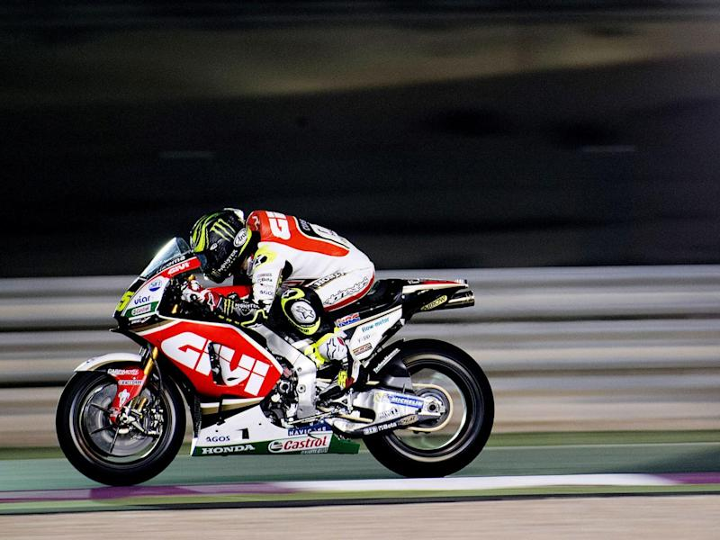 British fans will hope to see Crutchlow on the top step of the podium once again (Getty)