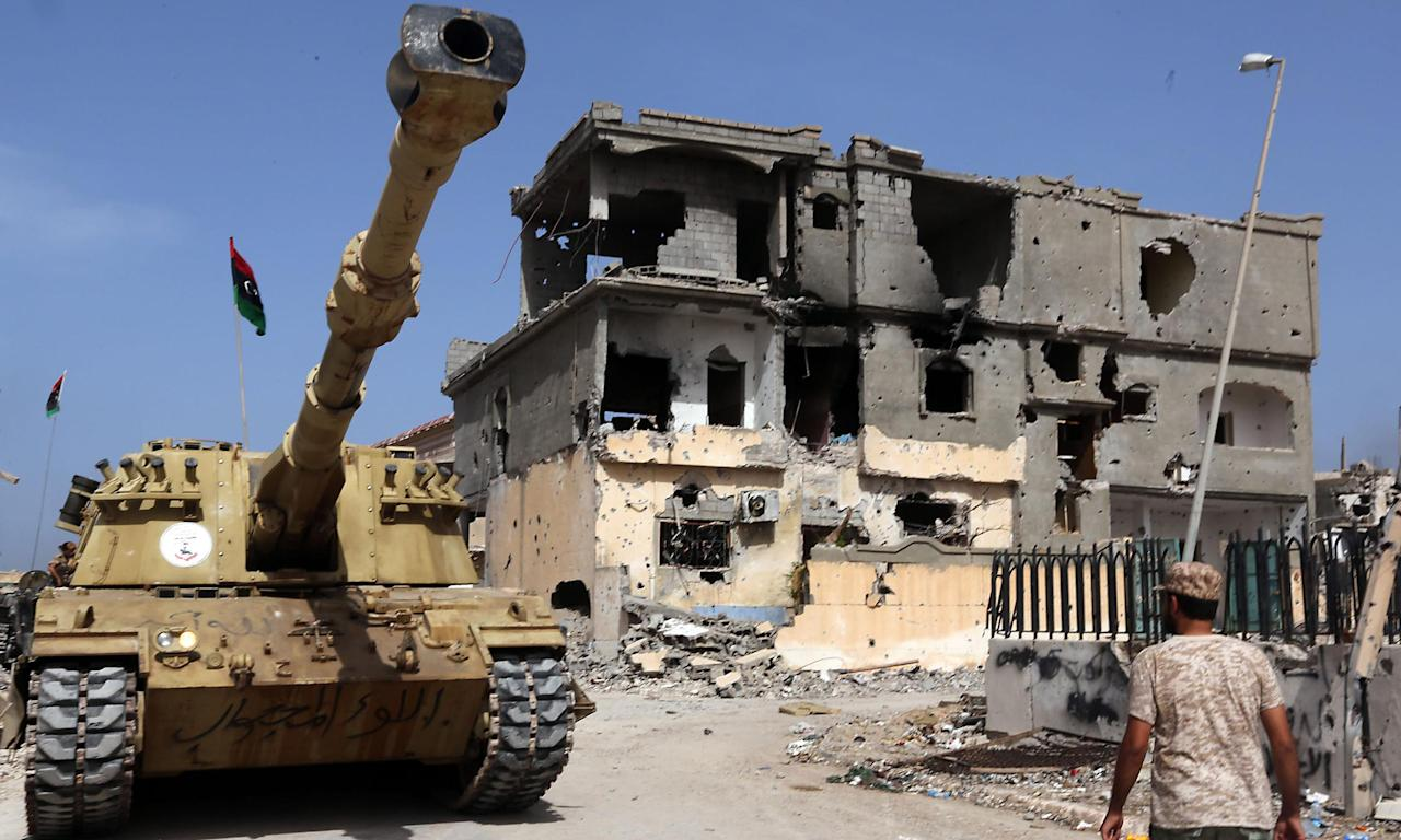 Libya has been ravaged by unrest since the fall and death in 2011 of dictator Muammar Gaddafi.