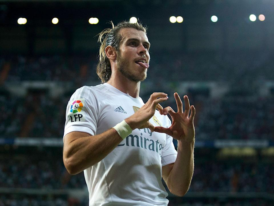 Wales and Real Madrid forward Gareth BaleGetty Images