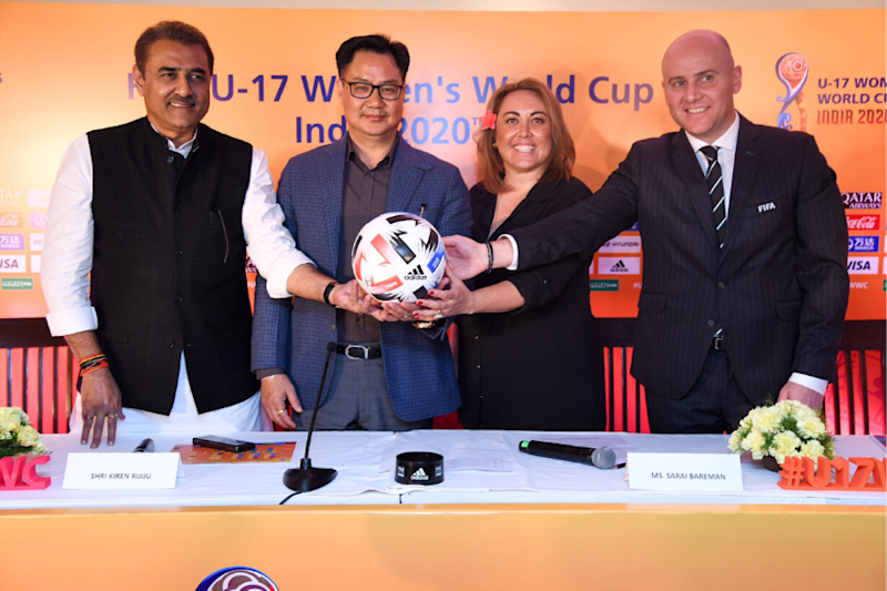 Working with FIFA on New Dates for U-17 Women's World Cup: AIFF President Praful Patel