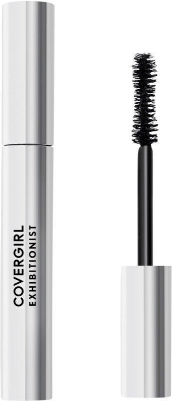 """<h2>CoverGirl<br></h2><br>CoverGirl <a href=""""https://www.refinery29.com/en-us/2018/11/215947/covergirl-cruelty-free-leaping-bunny-certified"""" rel=""""nofollow noopener"""" target=""""_blank"""" data-ylk=""""slk:became Leaping Bunny Certified"""" class=""""link rapid-noclick-resp"""">became Leaping Bunny Certified</a> in 2018, which means you can pick up tons of cult-classic CG mascaras (and a whole lot more) with zero guilt of animal testing.<br><br><strong>COVERGIRL</strong> Exhibitionist Mascara, $, available at <a href=""""https://go.skimresources.com/?id=30283X879131&url=https%3A%2F%2Fwww.ulta.com%2Fp%2Fexhibitionist-mascara-pimprod2003700%3Fsku%3D2539649"""" rel=""""nofollow noopener"""" target=""""_blank"""" data-ylk=""""slk:Ulta Beauty"""" class=""""link rapid-noclick-resp"""">Ulta Beauty</a>"""