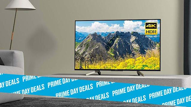 Photo Illustration by Elizabeth Brockway/The Daily Beast * Sony 43-Inch 4K Ultra HD Smart LED TV, $380 (37% off). * 4K Ultra HD, High Dynamic Range in one, voice control-enabled * Shop the rest of our other Prime Day deal picks here. Not a Prime member yet? Sign up here.Not all TVs are meant to be your main TV and while could make for a fine living room TV, it's also a great second TV. If you've been waiting for a solid opportunity to grab that bedroom or basement TV, this $380 deal on a Sony smart TV is exactly it. | Get it on Amazon >Let Scouted guide you to the best Prime Day deals. Shop Here >Scouted is internet shopping with a pulse. Follow us on Twitter and sign up for our newsletter for even more recommendations and exclusive content. Please note that if you buy something featured in one of our posts, The Daily Beast may collect a share of sales.Read more at The Daily Beast.Got a tip? Send it to The Daily Beast hereGet our top stories in your inbox every day. Sign up now!Daily Beast Membership: Beast Inside goes deeper on the stories that matter to you. Learn more.