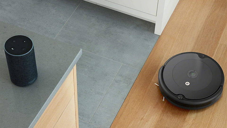 The iRobot 694 is a straight-forward machine that self-charges, so you can set-it up and let it clean your home while you kick up your feet.