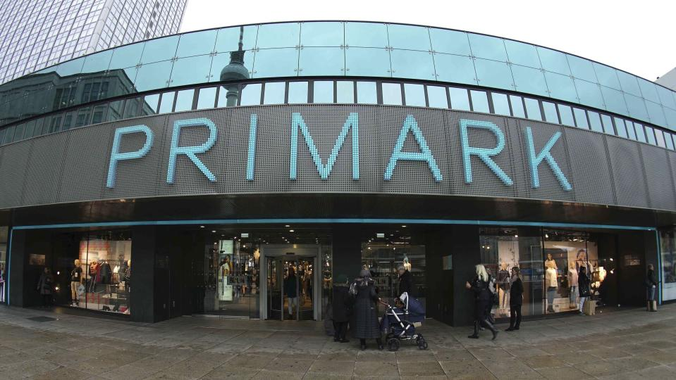 "Primark's parent warned it will be taking ""appropriate action"" to reduce operating costs. Photo: AP Photo/Michael Sohn"
